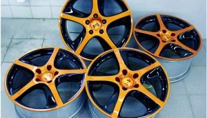 Кто и зачем заказывает покраску автомобильных дисков