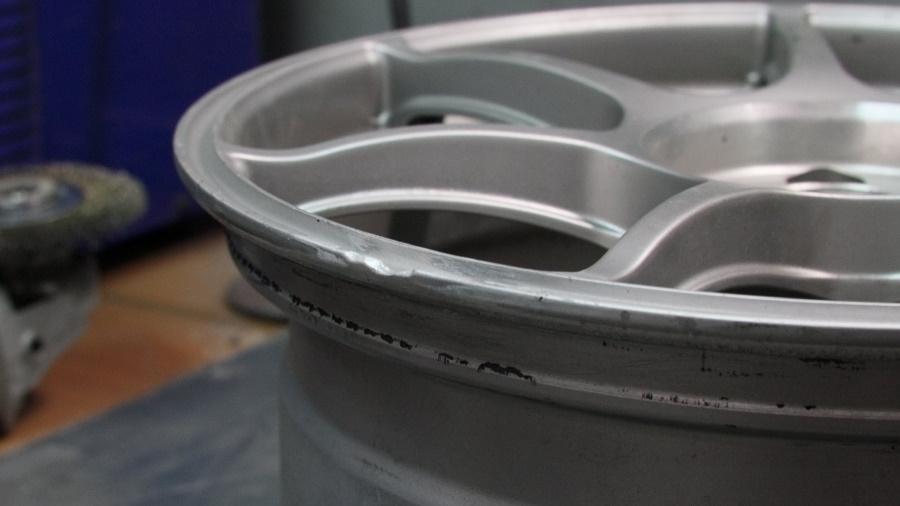 Какие бывают виды ремонта дисков