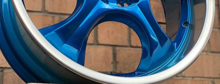 Какие бывают разновидности покраски колесных дисков